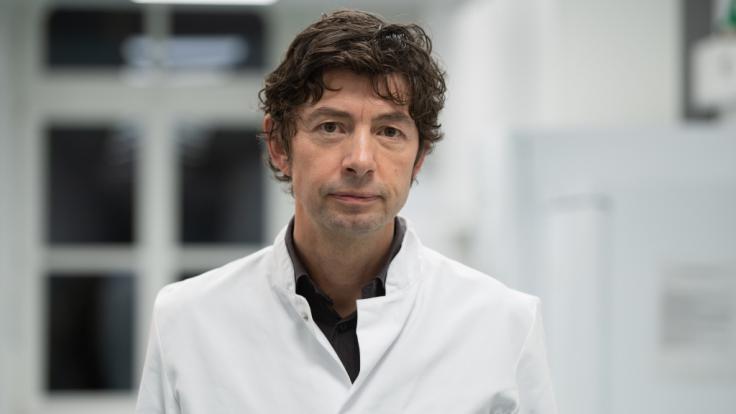Virologe Christian Drosten warnt vor Sorglosigkeit beim Umgang mit Corona-Lockerungen. (Foto)