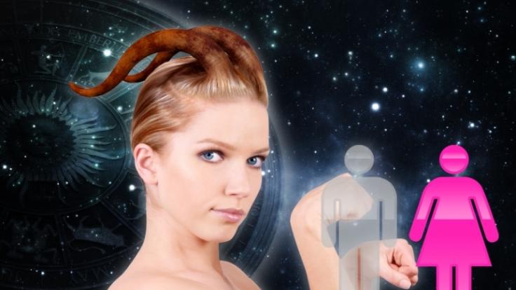 Schwer entflammbar, aber sehnsüchtig: Sind alle Frauen mit Sternzeichen Steinbock so? (Foto)
