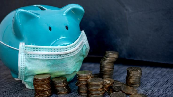 Die Coronakrise bringt viele Menschen in Finanznot. (Foto)