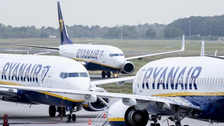 Passagiere von Ryanair müssen sich zum Beginn der Herbstferien in einigen deutschen Bundesländern auf weitere Streiks einrichten.