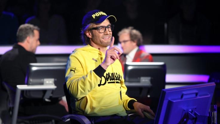 Kult-Komiker Matze Knop kam als Jürgen Klopp und als Franz Beckenbauer. (Foto)
