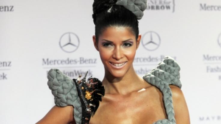 Micaela Schäfer will unbedingt heiraten. (Foto)
