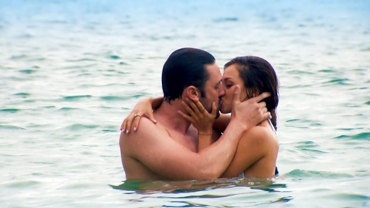 Beim Dreamdate ging es zwischen Daniel und Kristina heiß her. (Foto)
