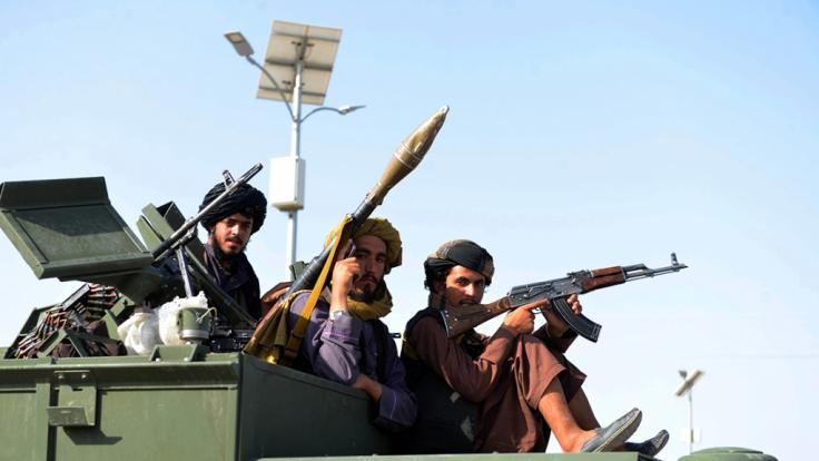 """Die Taliban wünschen sich """"diplomatische Beziehungen"""" mit Deutschland. (Foto)"""