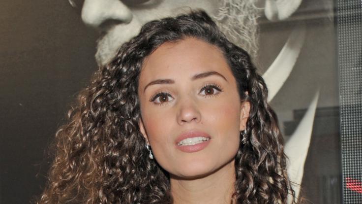 Nadine Menz beglückte ihre Fans mit einem Instagram-Post im knappen Bralette. (Foto)