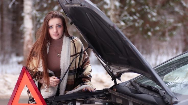 Im Winter macht so manche Autobatterie schlapp.