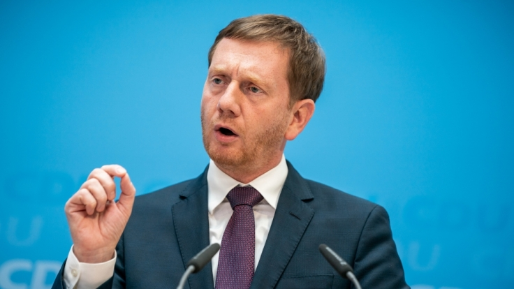 Michael Kretschmar rechnet mit einer längeren Regierungsbildung in Sachsen. (Foto)