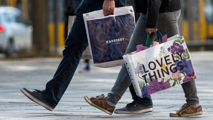 Verkaufsoffener Feiertag: Shopping ist auch Reformationstag und an Allerheiligen möglich. (Foto)