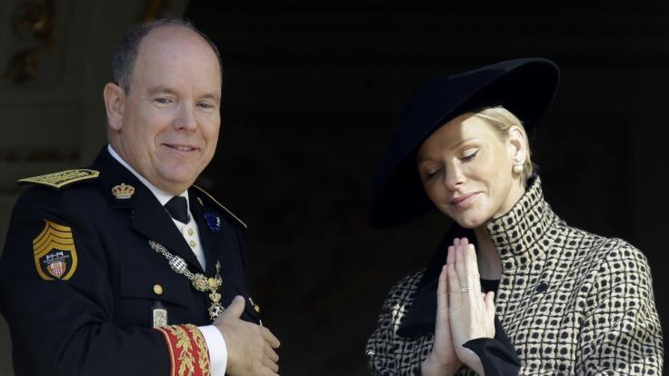 Charlène von Monaco lebt weiterhin getrennt von ihrem Mann. (Foto)