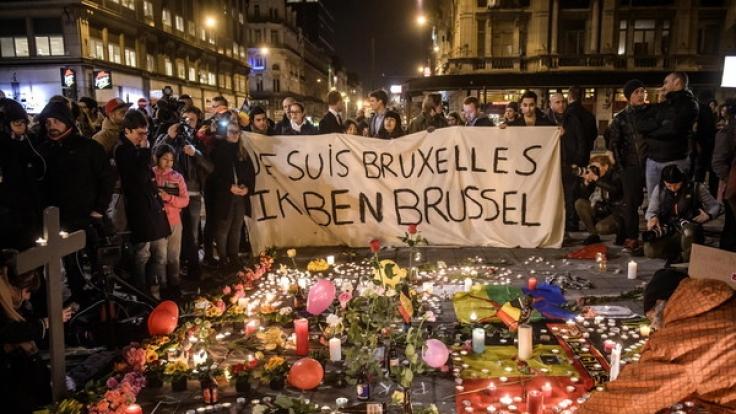 Der Terroranschlag von Brüssel erschütterte die Welt.