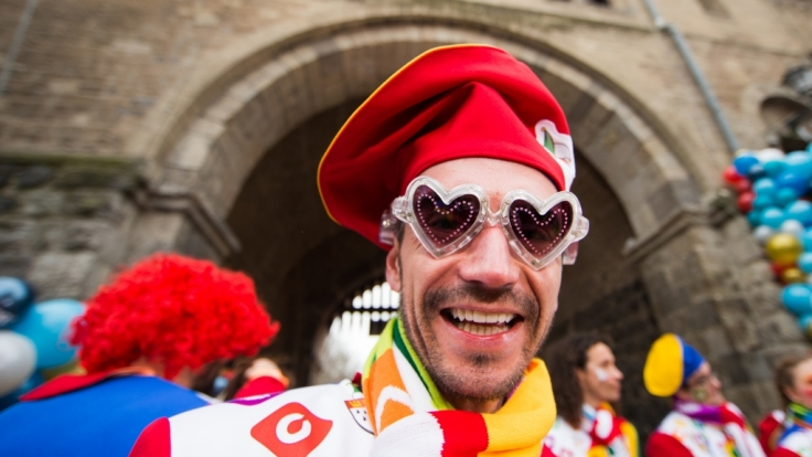 Florian Silbereisen war schon immer ein Karnevals-Freund. Hier 2015 in Köln.