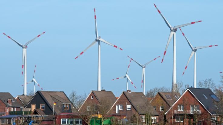 Sollen Bürger entschädigt werden, wenn sie in der Nähe eines Windrades wohnen?