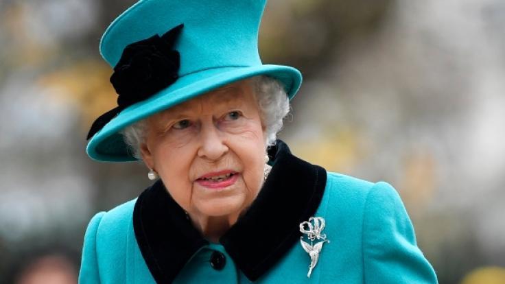 Queen Elizabeth II. dürfte angesichts der neuesten Trennung im Königshaus alles andere als erfreut sein.