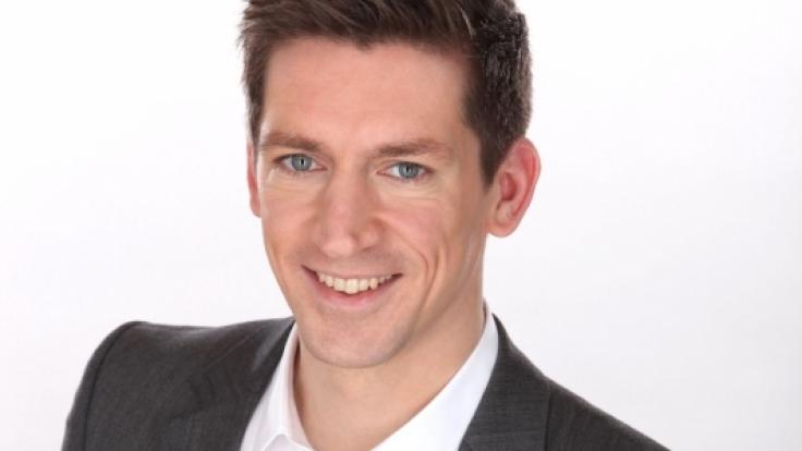 """Steffen Hallaschka freut sich auf eine neue Folge von """"stern TV"""". (Foto)"""