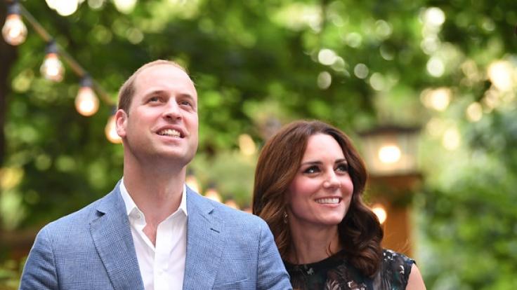 Kate Middleton und ihr Ehemann Prinz William feiern im April 2018 ihren siebten Hochzeitstag. (Foto)