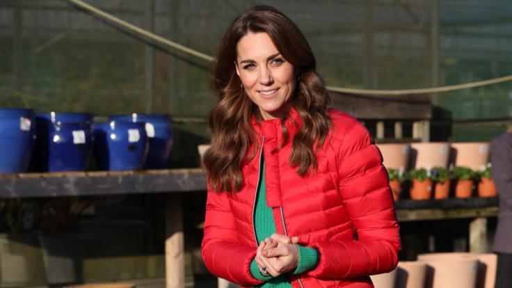 Herzogin Kate musste ausgerechnet zu Weihnachten eine fiese Trennung verkraften. (Foto)