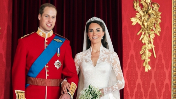 Prinz William und Herzogin Catherine feiern am 29. April 2016 ihren fünften Hochzeitstag. Zur