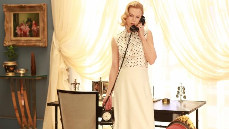 Gracia Patricia wird von Nicole Kidman gespielt. Der Rolle kann die Australierin aber nicht ganz gerecht werden.