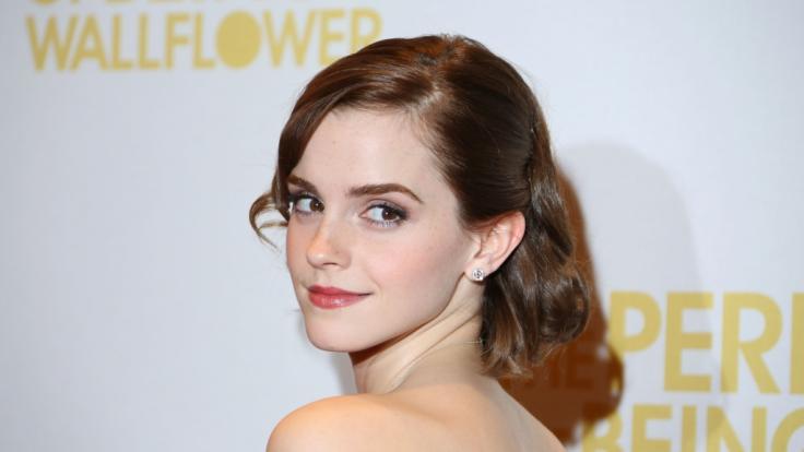 """Mit Ring gesichtet: Ist Ex-""""Harry Potter""""-Star Emma Watson etwa verlobt? (Foto)"""