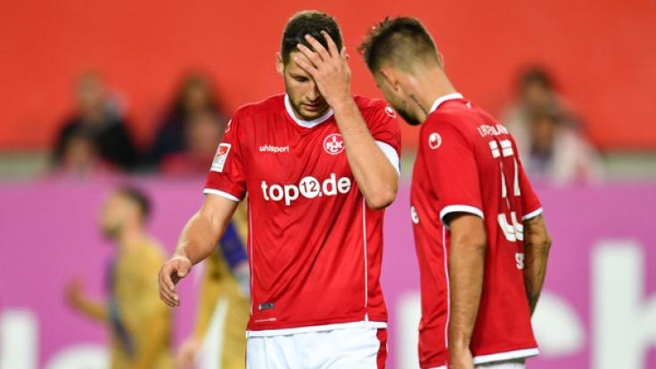 Aktuell ist der 1. FC Kaiserslautern auf dem letzten Platz der Tabelle. Auch noch nach dem Spiel gegen Union Berlin?