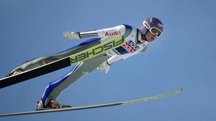 Kann sich Andreas Wellinger in Oslo durchsetzen? (Foto)