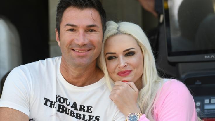 Lucas Cordalis und Daniela Katzenberger sorgen sich Schlager-Star Costa Cordalis.