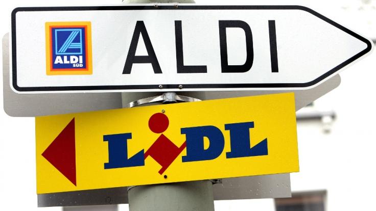 Der Konkurrenzkampf zwischen Aldi und Lidl verschärft sich.