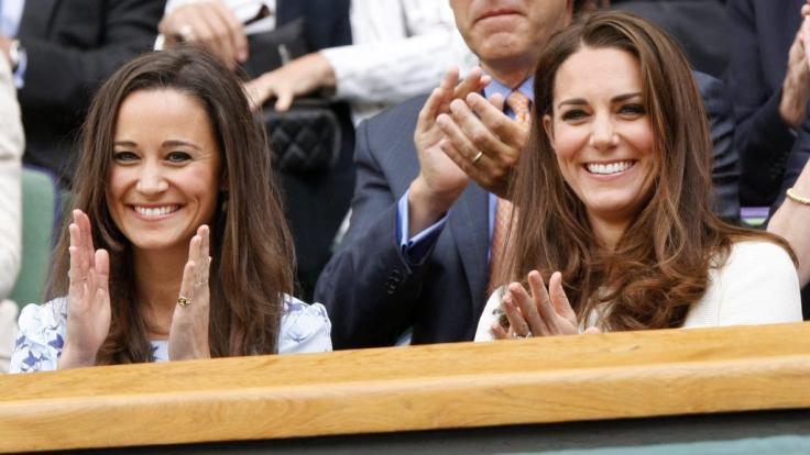 Pippa Middleton und ihre Schwester Kate werden sich über süße Baby-News freuen.