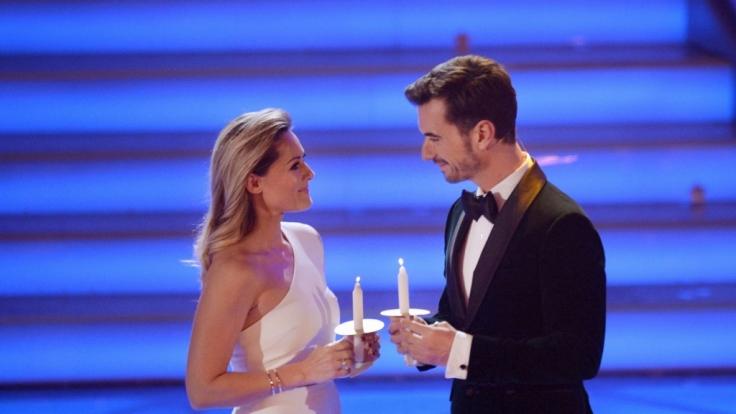 Helene Fischer und Florian Silbereisen wirken immer noch verliebt. (Foto)