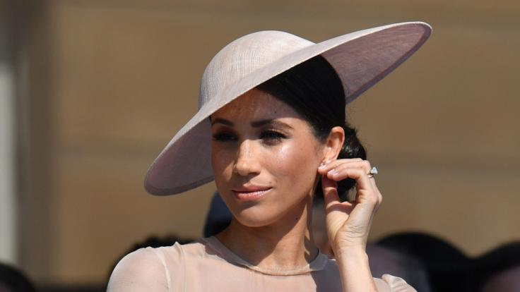Herzogin Meghan kommt aus der Negativpresse nicht heraus.