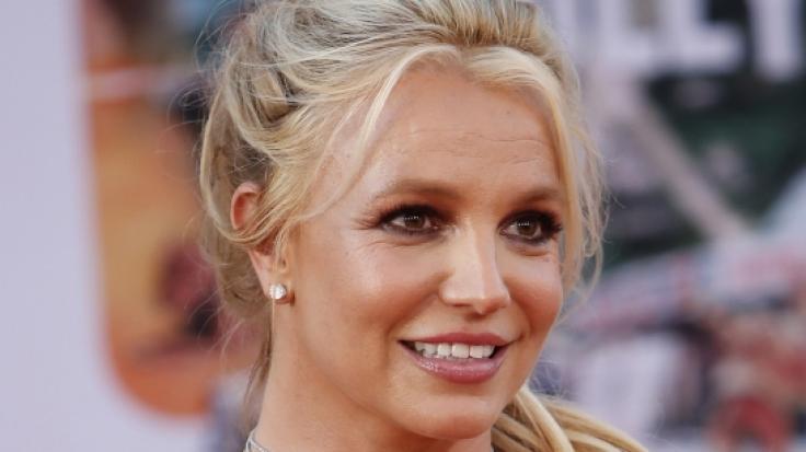 Britney Spears feiert ihre neu gewonnene Freiheit mit mehreren Nacktfotos auf Instagram. (Foto)