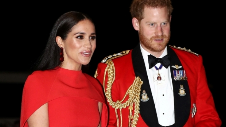 Meghan Markle und Prinz Harry verabschieden sich von ihrem royalen Leben.