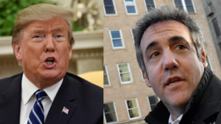 Michael Cohen, ehemaliger Anwalt von US-Präsident Trump, wird am Mittwoch vor dem US-Kongress aussagen.