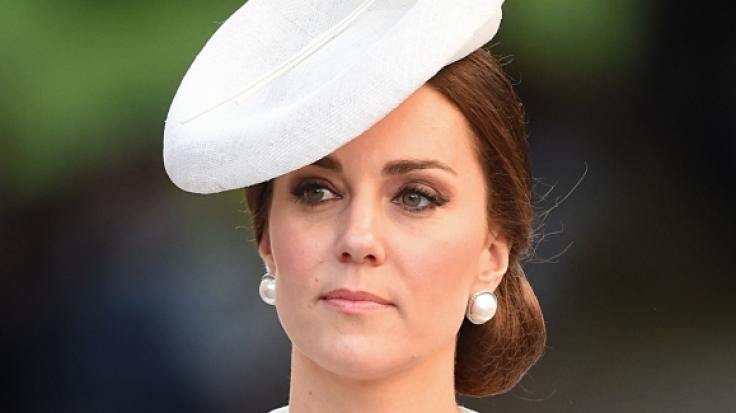 Wo steckt Kate Middleton? (Foto)