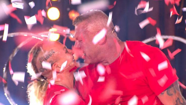 Caroline Robens und Mann Andreas. (Foto)