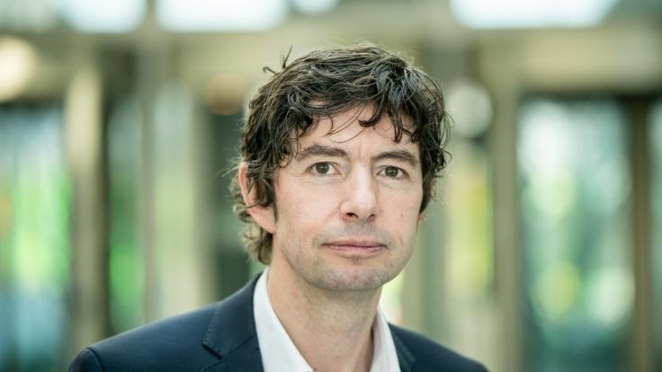 Christian Drosten zeigt sich besorgt über die neue Coronavirus-Mutation. (Foto)