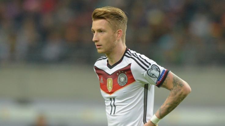 Marco Reus verpasst wieder einmal ein Fußball-Großereignis. (Foto)