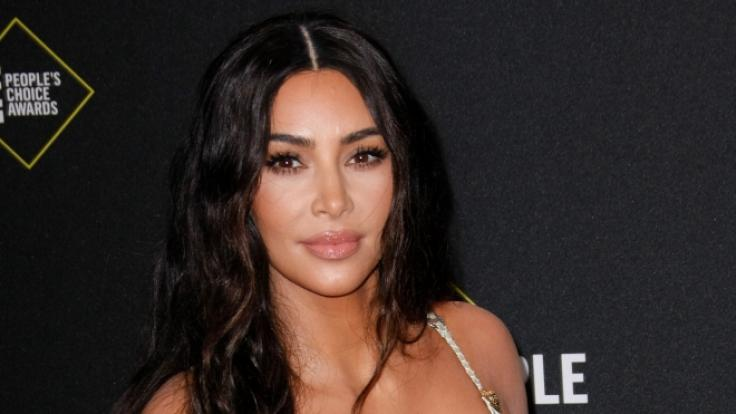 Kim Kardashian versetzte ihre Fans im ultraknappen Bikini in Schnappatmung (Foto)