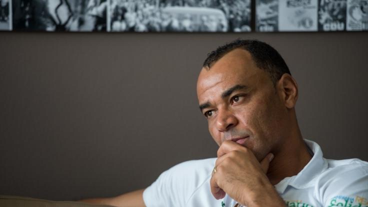 Der Sohn von Brasiliens ehemaligem Nationalspieler Cafu ist tot. (Symbolbild) (Foto)