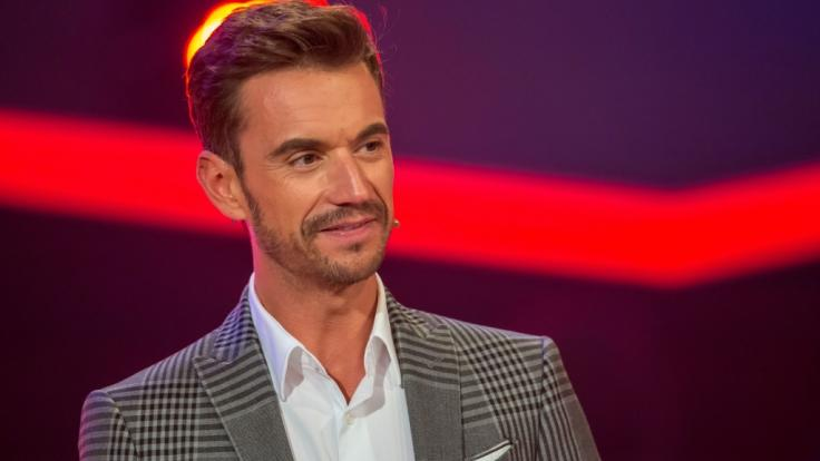 Florian Silbereisen ist wieder mit seinen Klubbb3-Jungs vereint. (Foto)