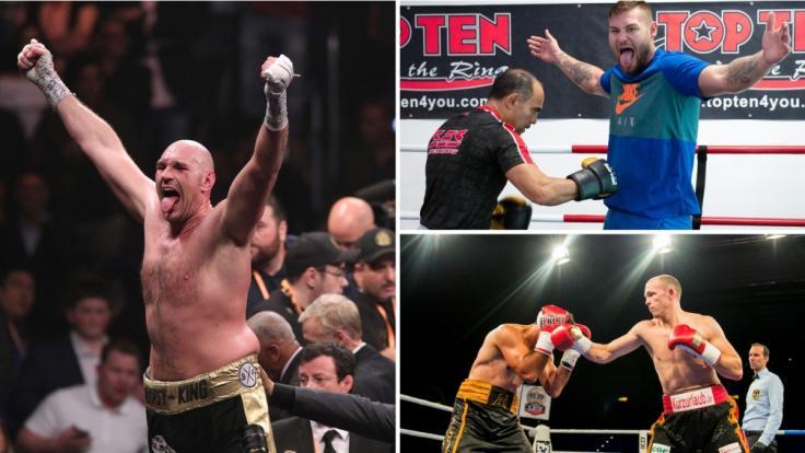 Tyson Fury vs. Tom Schwarz: Die Box-Nacht im MDR am 15.06.2019 mit Hammer-Fights live
