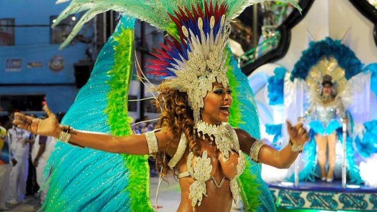 Samba in Rio - so heiß ist der Karneval in der Karibik (Foto)
