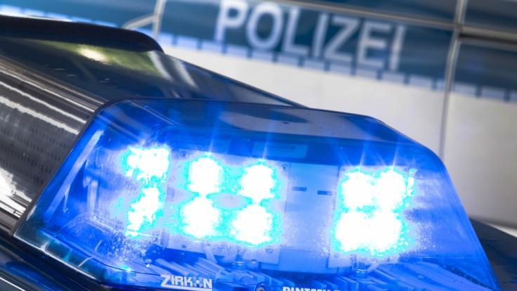Die Polizei suchte mit einem Großaufgebot nach dem 38-Jährigen. (Foto)
