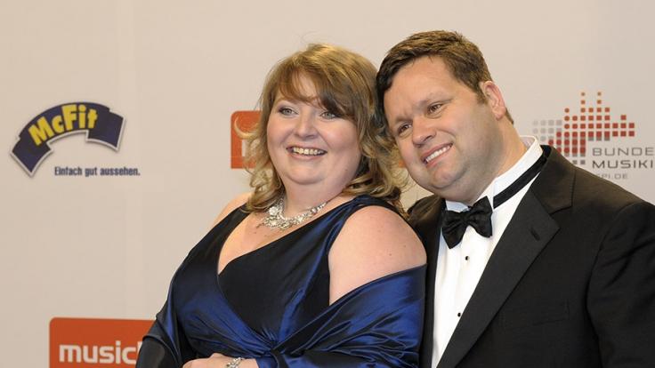 Paul Potts ist bereits seit 2003 mit seiner Ehefrau Julie-Ann verheiratet.