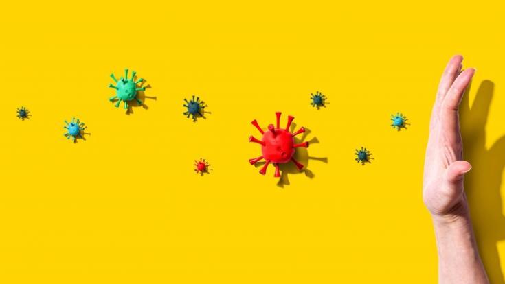 Nicht nur Fieber und Husten deutet auf eine Corona-Infektion.