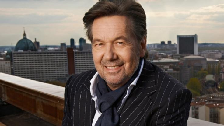 40-jähriges Bühnenjubiläum für Roland Kaiser.