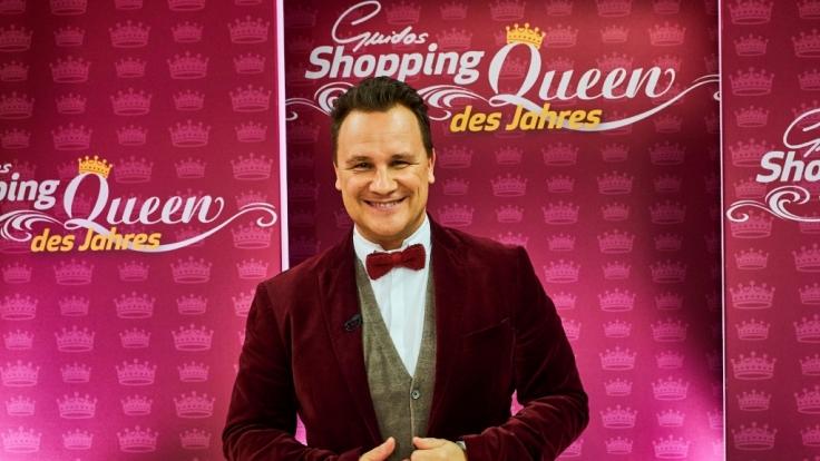 Star-Designer Guido Maria Kretschmer präsentiert bei Vox die Shopping Queen 2017. (Foto)