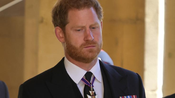 Prinz Harry nahm vor der Hochzeit Abschied von Chelsy Davy. (Foto)