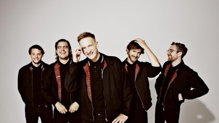 Kraftklub 2014: Neues Album und große Tour