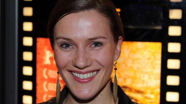 Die deutsche Schauspielerin Bettina Lamprecht. (Foto)